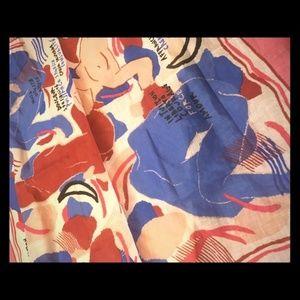 Sezane scarf - Free w/ full priced item